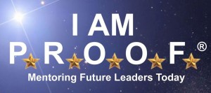 I AM PROOF Logo
