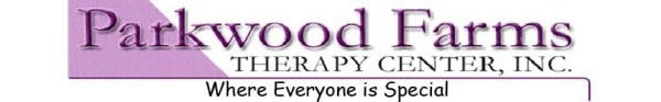 Parkwood Farms Therapy Center Inc. Logo